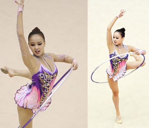 17 bộ váy gợi cảm nhất của hoa khôi thể dục nghệ thuật - 10