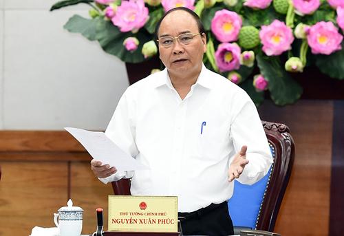 Thủ tướng Nguyễn Xuân Phúc: Cán bộ làm gì dân cũng biết - 1