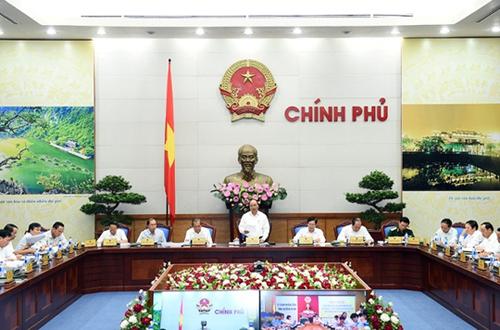 Thủ tướng Nguyễn Xuân Phúc: Cán bộ làm gì dân cũng biết - 2