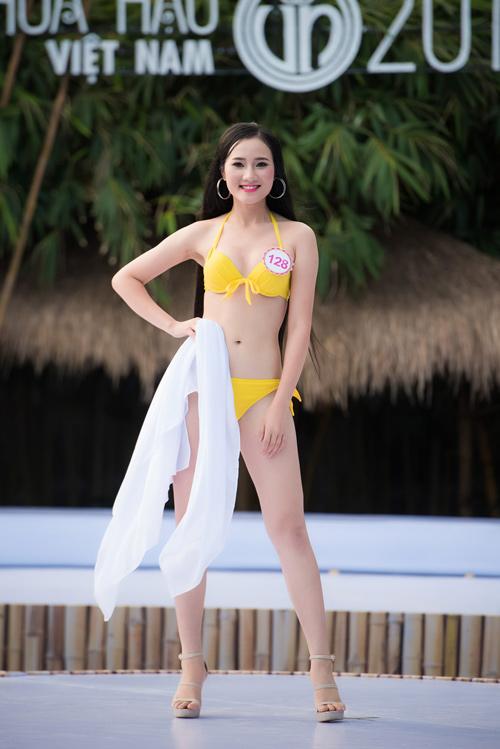 Top 33 Hoa hậu Việt Nam mơn mởn với bikini - 14
