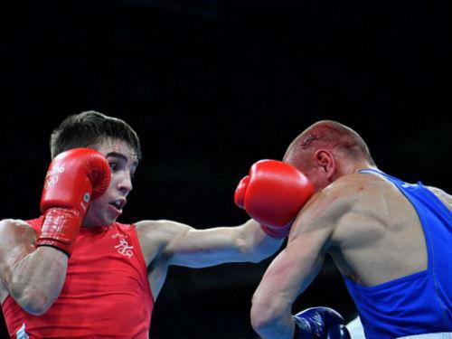 Olympic: Thua oan ức, võ sĩ bật khóc thóa mạ trọng tài - 1