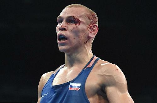 Olympic: Thua oan ức, võ sĩ bật khóc thóa mạ trọng tài - 3