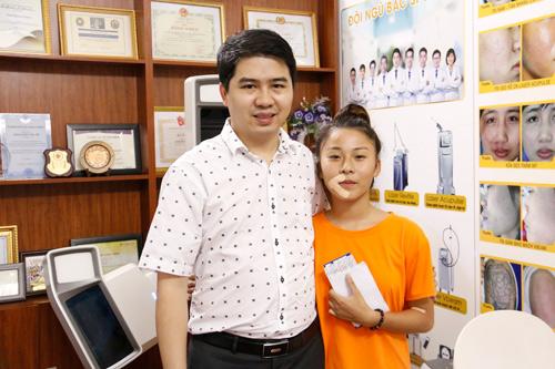 Thẩm mỹ Hoàng Tuấn cùng nghệ sỹ chung tay vì nạn nhân da cam - 6
