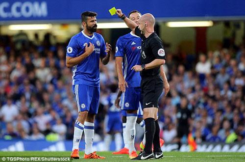 Bị Premier League quay lưng, Costa lên tiếng kêu oan - 3