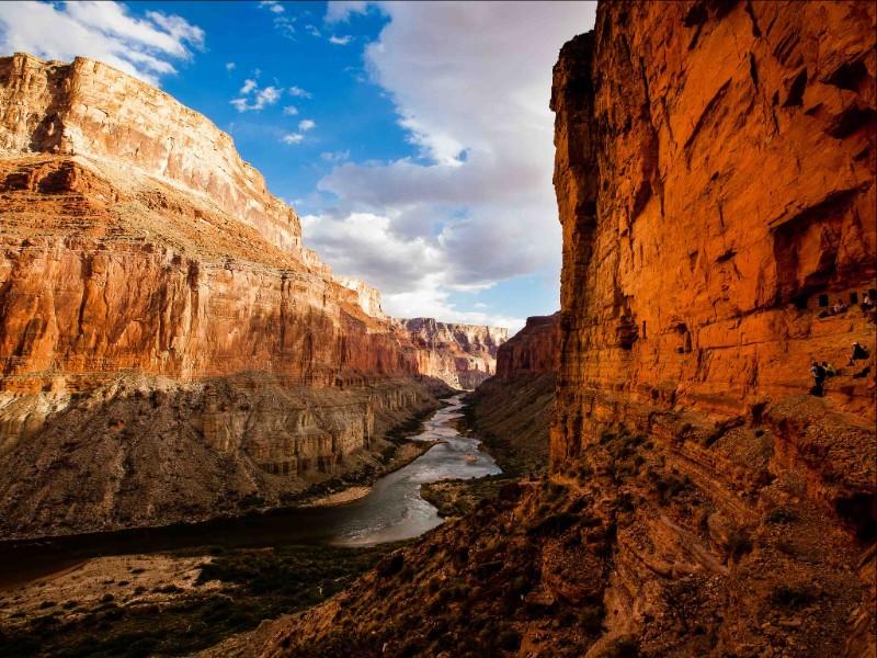Bí mật 1,2 tỷ năm dưới lòng đại vực Grand Canyon - 1