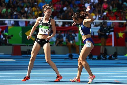 Tin nóng Olympic ngày 12: VĐV Kenya phá kỉ lục 32 năm - 9