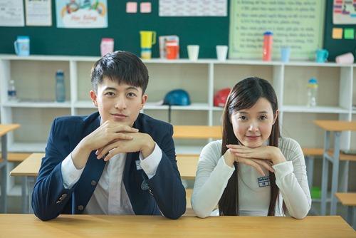 Xao xuyến trước cặp đôi học sinh Midu, Harry Lu - 1