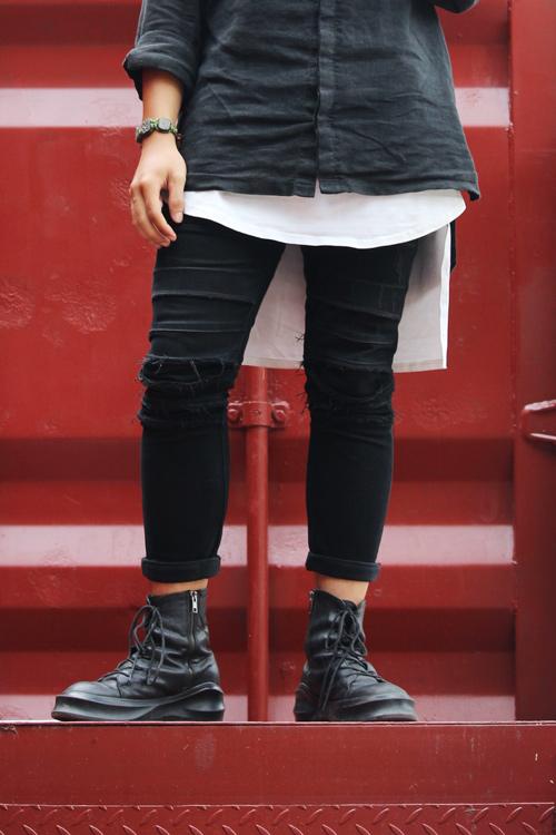 5 mẹo tạo điểm nhấn cho street style nam - 4