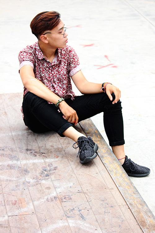 5 mẹo tạo điểm nhấn cho street style nam - 5