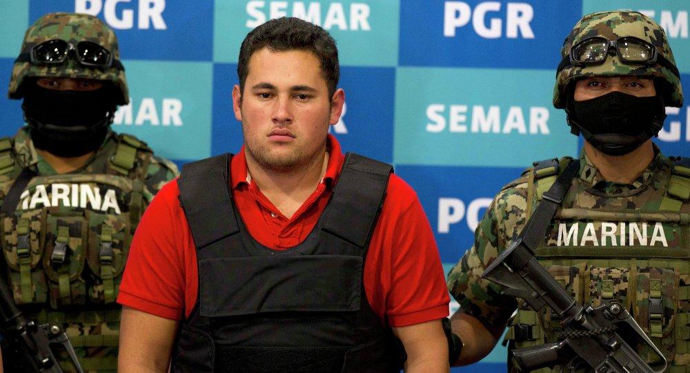 Con trai trùm ma túy khét tiếng Mexico bị bắt cóc - 1