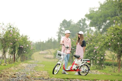 Xe điện xịn: món quà thiết thực phụ huynh tặng con mùa tựu trường - 7