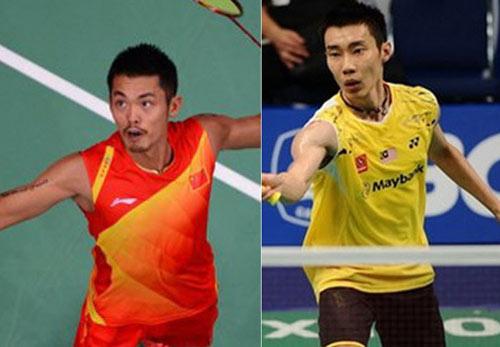 Cầu lông Olympic: Chờ BK trong mơ Lin Dan - Lee Chong Wei - 1