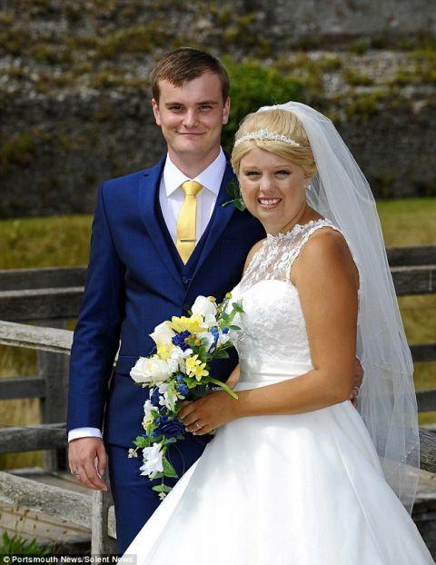 Chàng trai vẫn quyết cưới dù hôn nhân không kéo dài - 1
