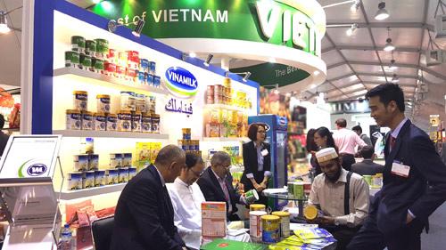 Vinamilk  - Thương hiệu Việt vươn tầm thế giới - 1