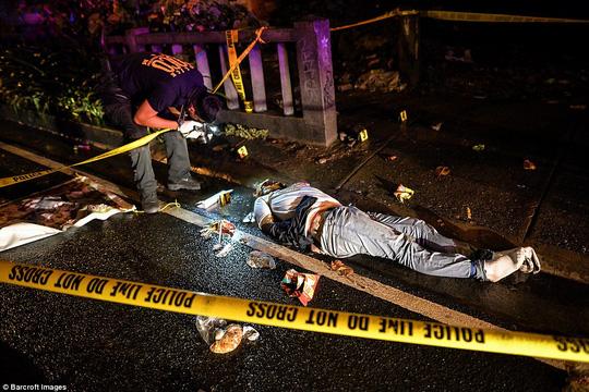 """Tổng thống Philippines: """"Tôi có thể tàn bạo gấp 10 IS"""" - 2"""