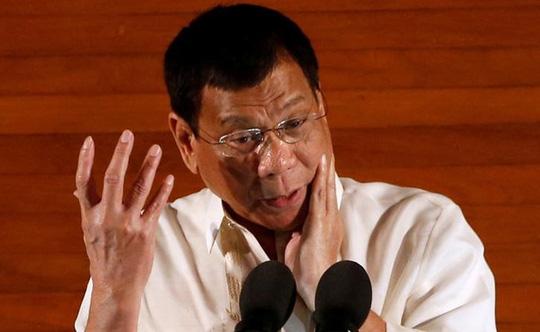 """Tổng thống Philippines: """"Tôi có thể tàn bạo gấp 10 IS"""" - 1"""
