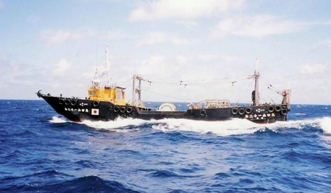 """Nhật tung video tàu cá TQ lũ lượt """"xâm phạm chủ quyền"""" - 2"""
