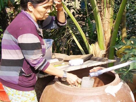 TP.HCM: Trên 49% mẫu nước giếng không đạt chất lượng - 1