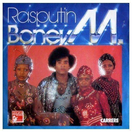 Bài hát gây tranh cãi nhất của Boney M - 1