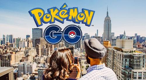 Pokemon Go được các đại gia BĐS tận dụng tối đa - 1
