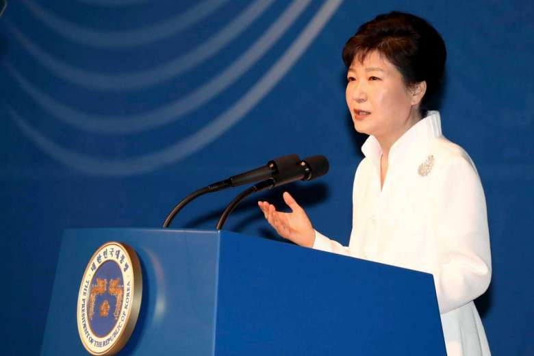 """Triều Tiên gọi tổng thống HQ là """"tâm thần phân liệt"""" - 1"""