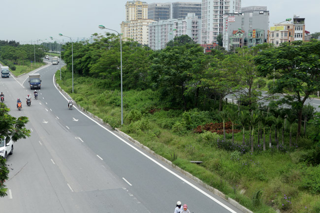 """Những con đường có phí """"cắt cỏ"""" hàng chục tỷ đồng ở Thủ đô - 2"""