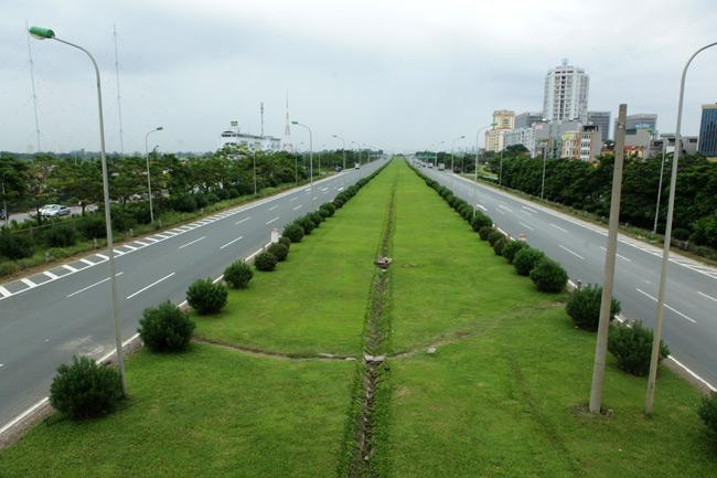 """Những con đường có phí """"cắt cỏ"""" hàng chục tỷ đồng ở Thủ đô - 1"""