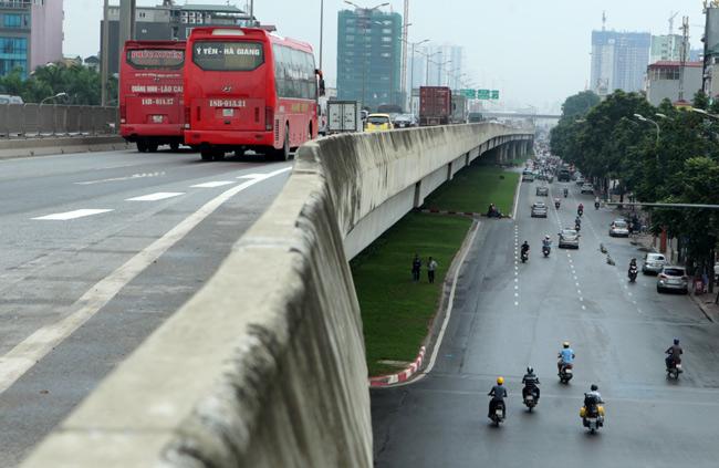 """Những con đường có phí """"cắt cỏ"""" hàng chục tỷ đồng ở Thủ đô - 8"""