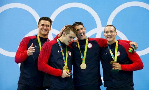 """Vua HCV Olympic M.Phelps: """"Vô địch thiên hạ"""" bẩm sinh (P2) - 2"""