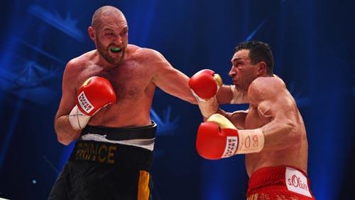 Tin thể thao HOT 17/8: Klitschko đâm đơn kiện Fury - 1