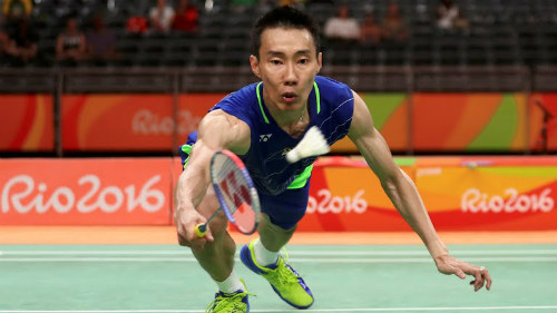 "Lee Chong Wei - Chou: Xứng danh ""số 1"" (TK cầu lông Olympic) - 1"