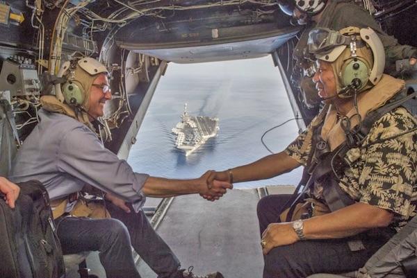 Bức ảnh phô bày điểm yếu chí tử của TQ ở Biển Đông - 1