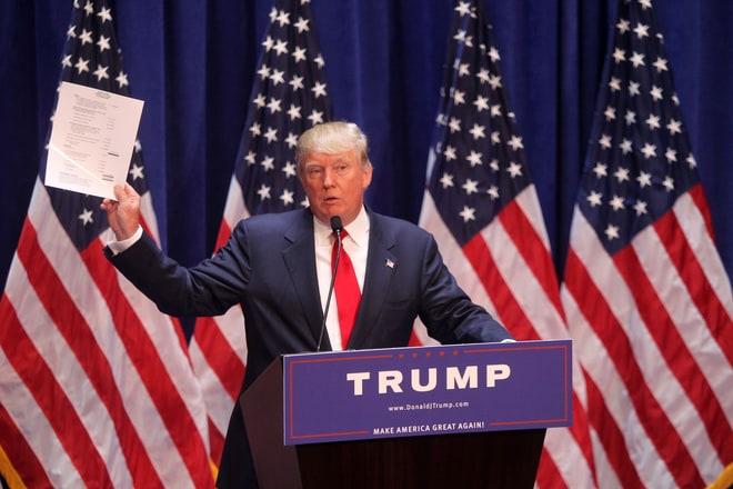 """""""Trump chưa bao giờ muốn làm tổng thống"""" - 1"""