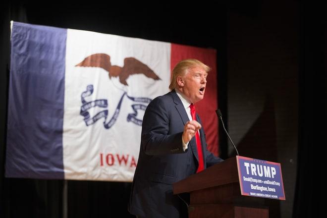 """""""Trump chưa bao giờ muốn làm tổng thống"""" - 4"""