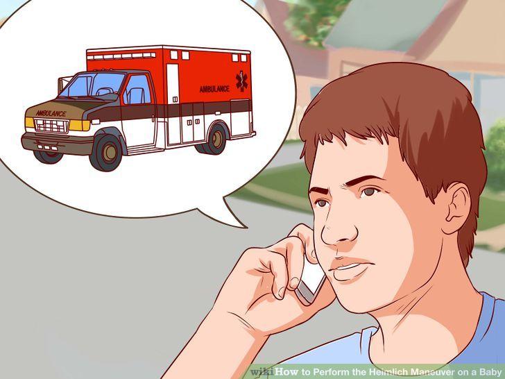 Nếu biết sơ cứu khi hóc dị vật, bạn có thể cứu sống con - 2