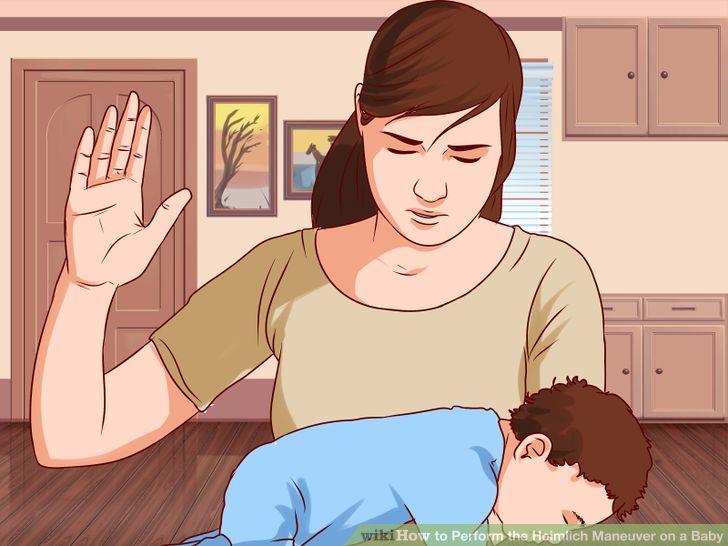 Nếu biết sơ cứu khi hóc dị vật, bạn có thể cứu sống con - 3