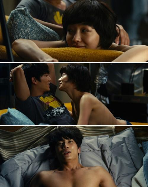 """Tiết lộ cách đóng cảnh phim """"yêu như thật"""" không mất sức - 4"""