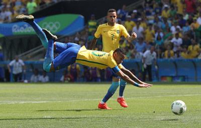 "Chi tiết Brazil - Honduras: Neymar ""chốt hạ"" (KT) - 3"