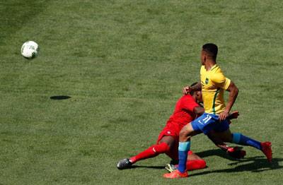 "Chi tiết Brazil - Honduras: Neymar ""chốt hạ"" (KT) - 4"