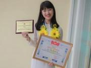 Nữ sinh nói 7 thứ tiếng đậu hai trường ĐH lớn tại Hà Nội