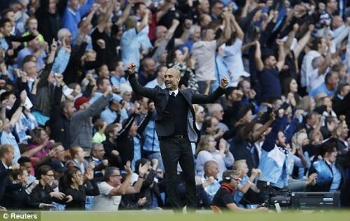 Hai thành Manchester biến đổi: Dấu ấn Mourinho - Pep - 3