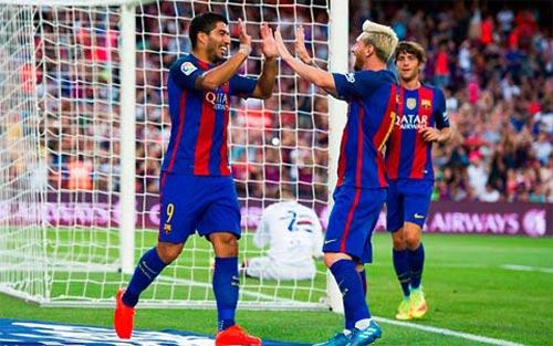 Chi tiết Barca - Sevilla: Dạo chơi ở Nou Camp (KT) - 10