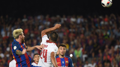 Chi tiết Barca - Sevilla: Dạo chơi ở Nou Camp (KT) - 7