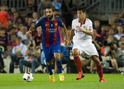 Chi tiết Barca - Sevilla: Dạo chơi ở Nou Camp (KT) - 6