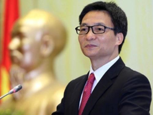 Ông Trương Hòa Bình làm Phó Thủ tướng Thường trực - 6