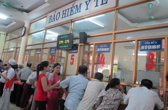 Tăng giá viện phí 4 tháng, BHYT đã bội chi hơn 3000 tỷ đồng - 1