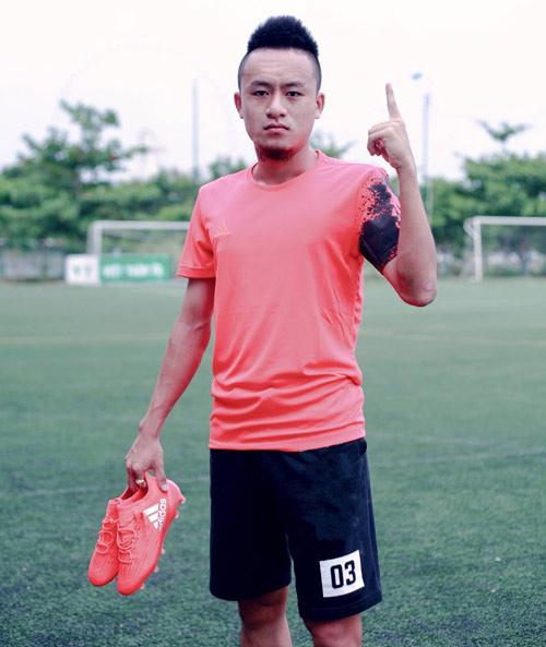 Cầu thủ Việt Nam khao khát làm người dẫn đầu - 1