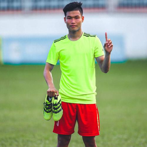 Cầu thủ Việt Nam khao khát làm người dẫn đầu - 3