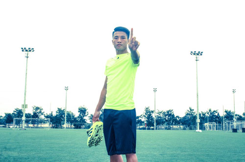 Cầu thủ Việt Nam khao khát làm người dẫn đầu - 5