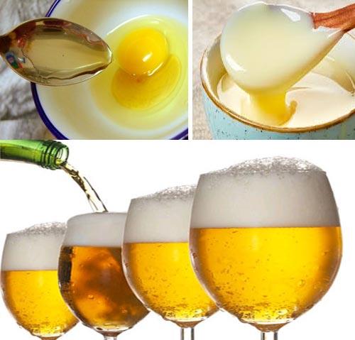 Bia và 7 cách nuôi dưỡng suối tóc siêu mềm mượt - 2
